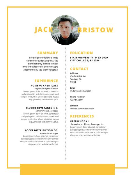 free infographic resume templates downloadable lucidpress creative special security Resume Creative Infographic Resume