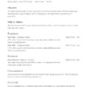 free modern resume cv templates minimalist simple clean design cleaning microsoft Resume Cleaning Resume Download