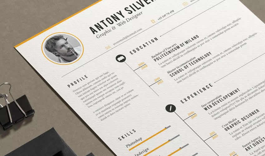 free professional adobe indesign resume templates template cv high school kid quality Resume Resume Indesign Template Free Download