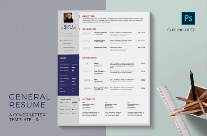 free professional resume cover letter format templates for jobs and template intro image Resume Professional Resume And Cover Letter Template