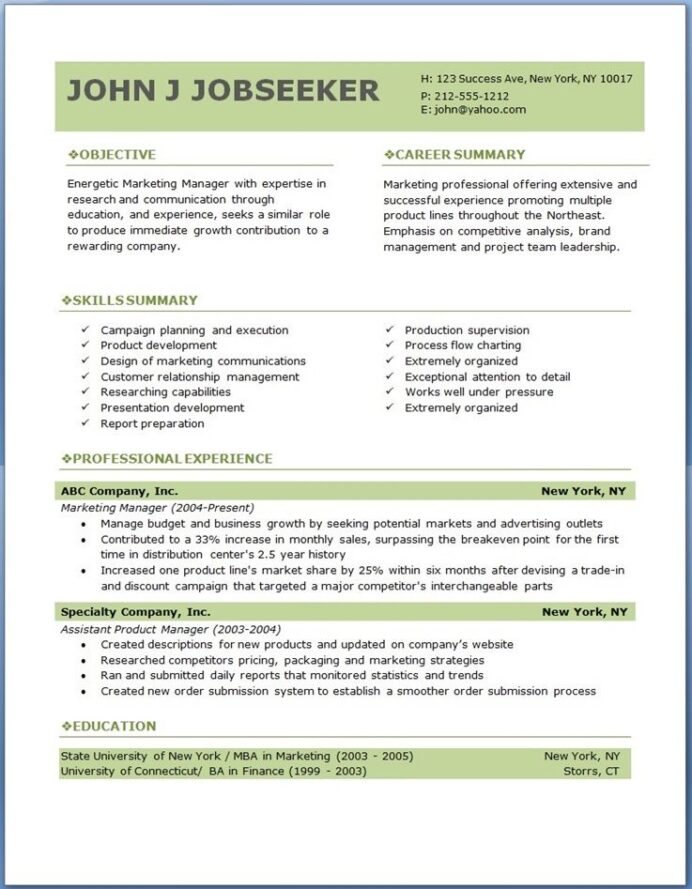 free professional resume templates downloads samples downloadable template capabilities Resume Professional Capabilities Resume