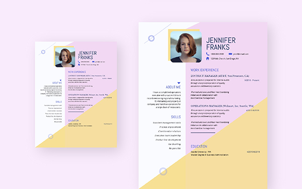 free resume maker create professional visme printable two sided customer service examples Resume Free Printable Resume Maker