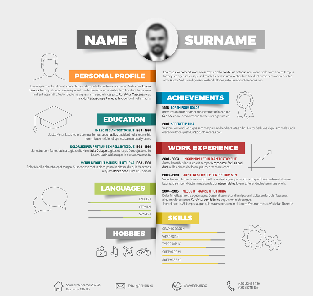 free resume templates for freshers to get hired putting self employment on pizza chef Resume Free Resume For Freshers