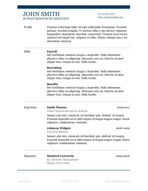 free resume templates template word best microsoft nice child care objective skills for Resume Nice Resume Templates Word