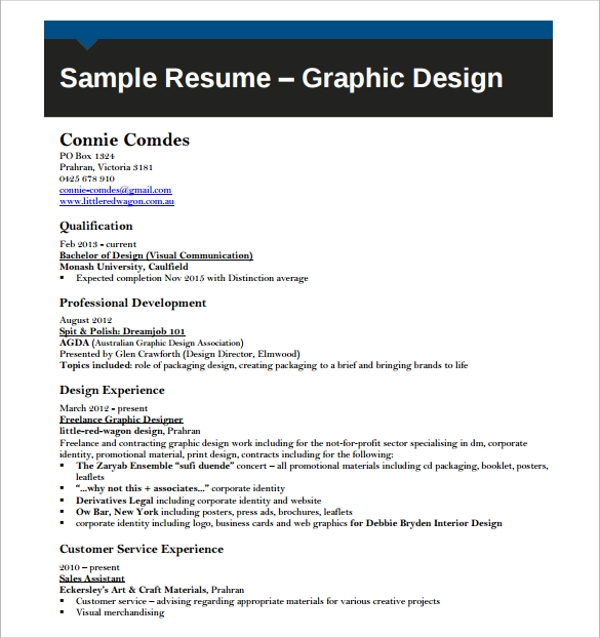 free sample designer resume templates in pdf indesign indian fashion graphic template the Resume Indian Fashion Designer Resume