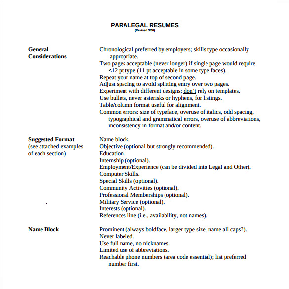 free sample paralegal resume templates in pdf ms word template unix testing perfect Resume Paralegal Resume Template