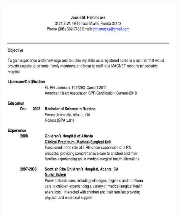 free sample rn resume templates in ms word pdf for new graduate registered nurse proven Resume Sample Resume For New Graduate Registered Nurse