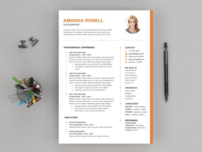 free timeline microsoft word resume template by julian ma on dribbble office summary for Resume Office Word Resume Template Free