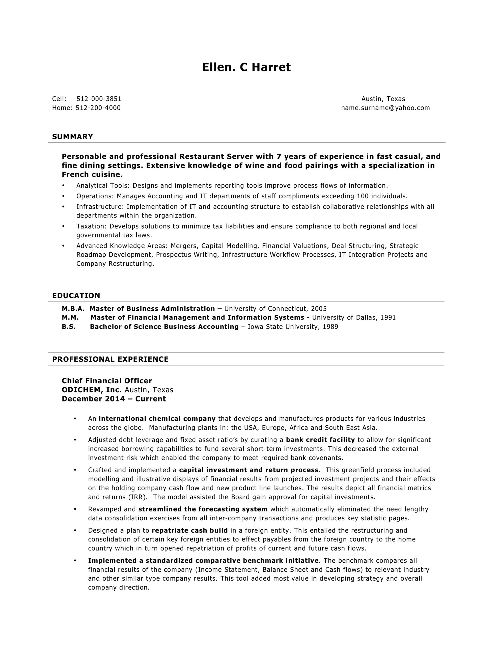 free word resume templates in ms experienced candidate template server nonprofit Resume Experienced Candidate Resume Template