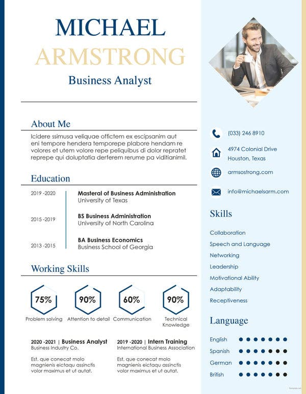 fresher resume templates pdf free premium latest format for freshers mba template job Resume Latest Resume Format 2020 For Freshers