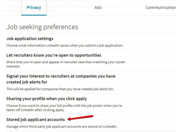 full guide to linkedin settings for jobseekers professional resume writing services los Resume Professional Resume Writers Linkedin