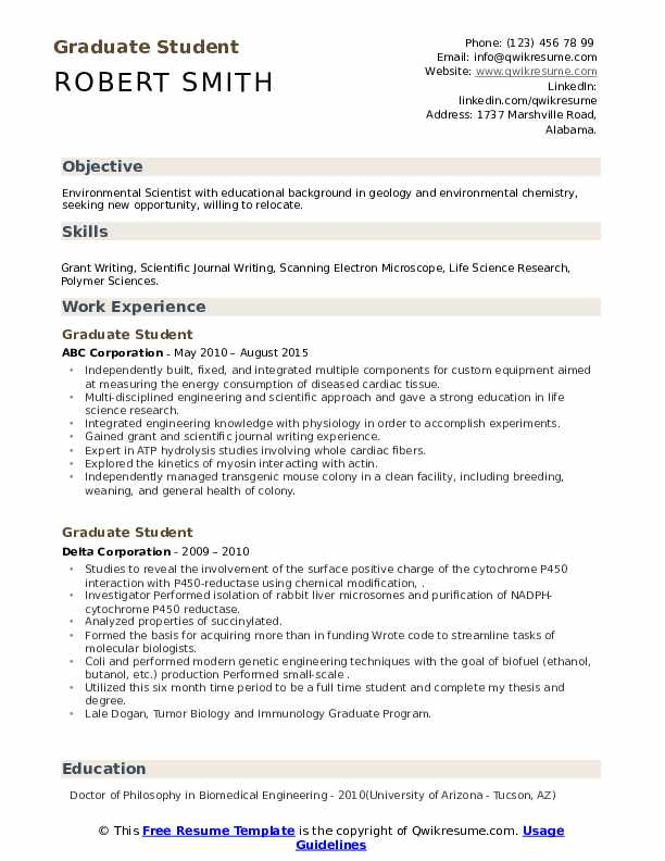 graduate student resume samples qwikresume school objective pdf museum beginners with Resume Graduate School Resume Objective