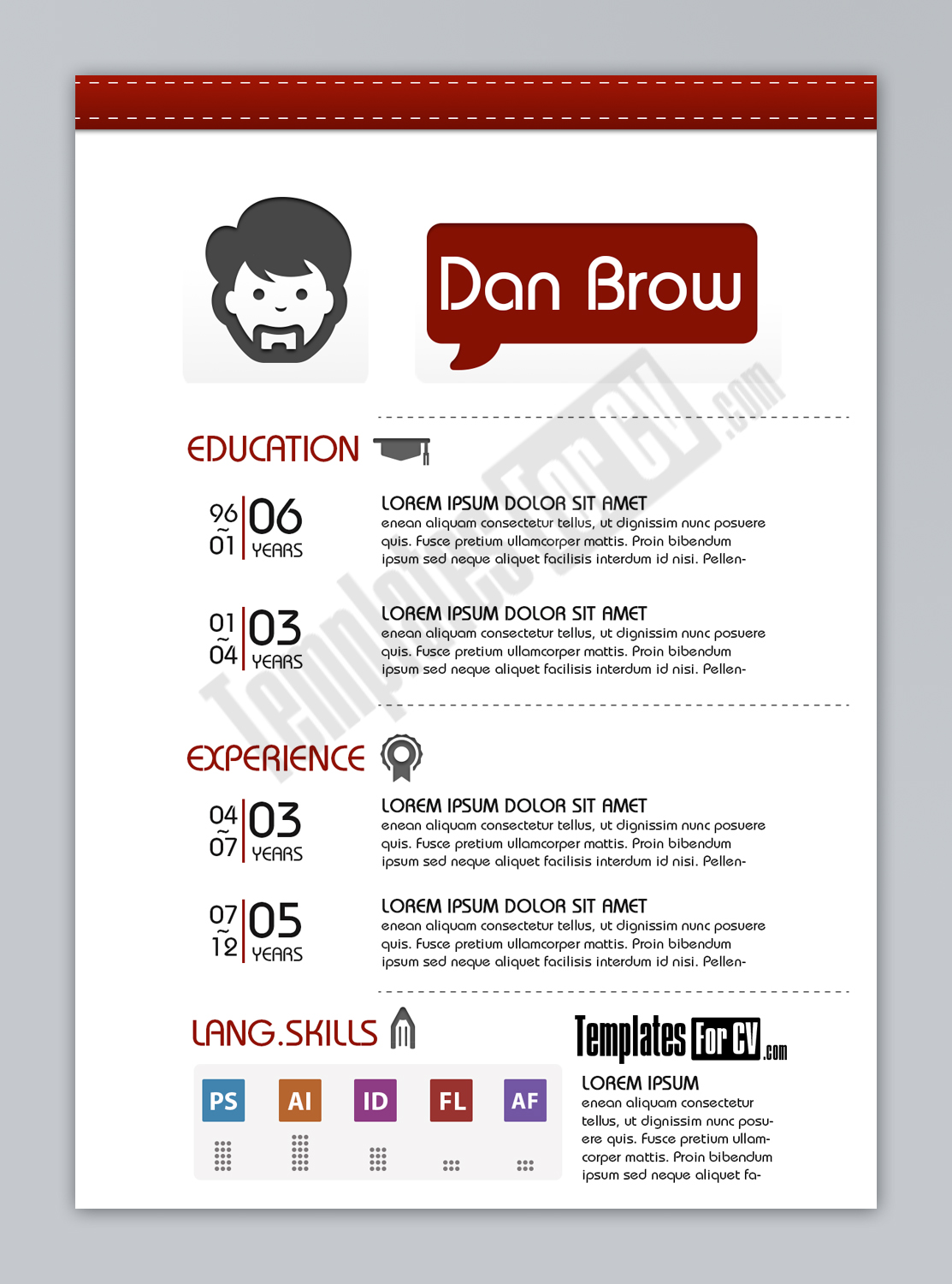 graphic designer resume sample job template preview headline for windows system Resume Graphic Designer Job Resume Sample