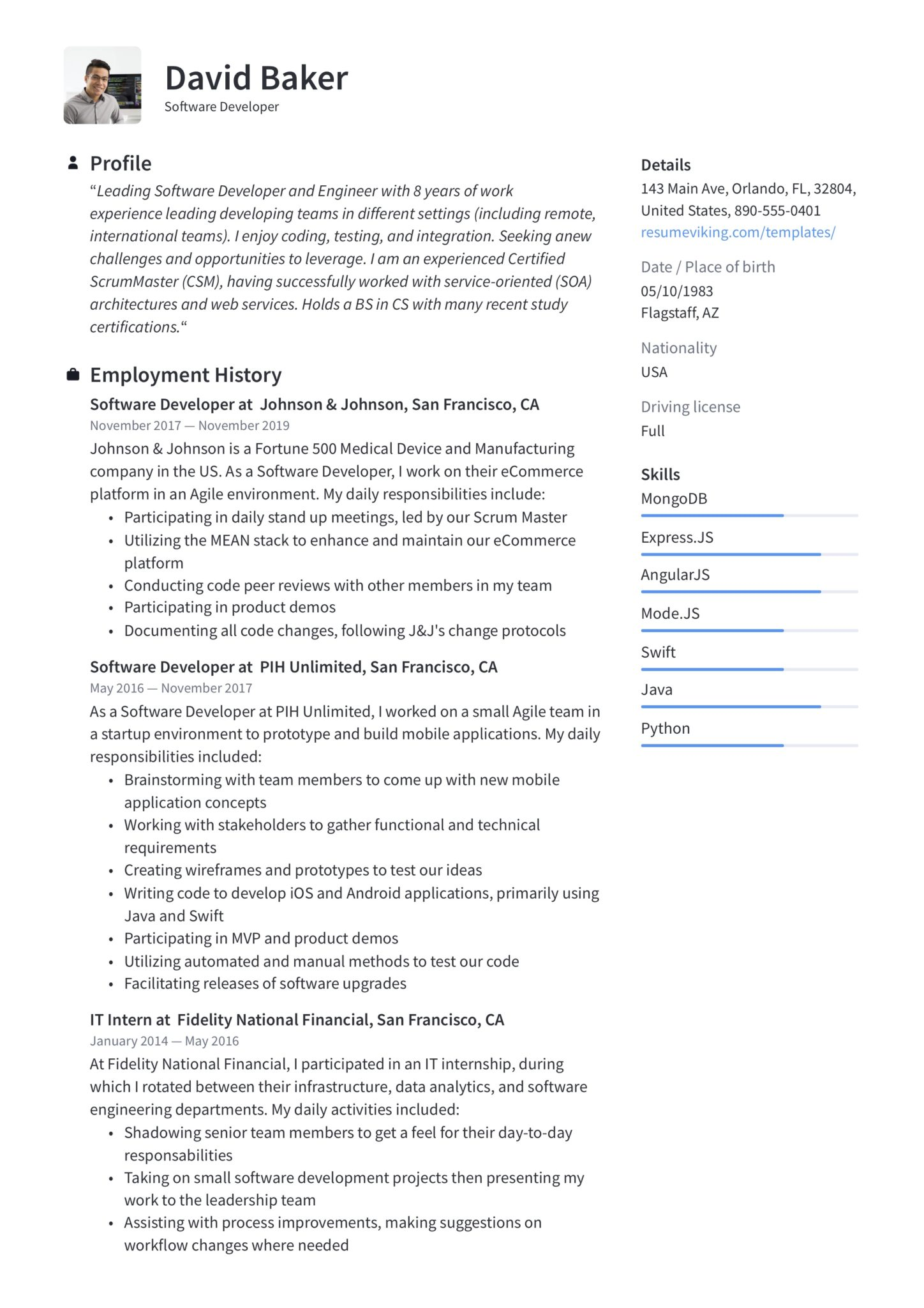 guide software developer resume examples word pdf development manager summary scaled pre Resume Software Development Manager Resume Summary