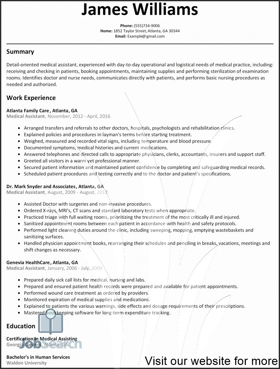 healthcare resume templates administration word free medical microsoft sample for fast Resume Free Medical Resume Templates Microsoft Word