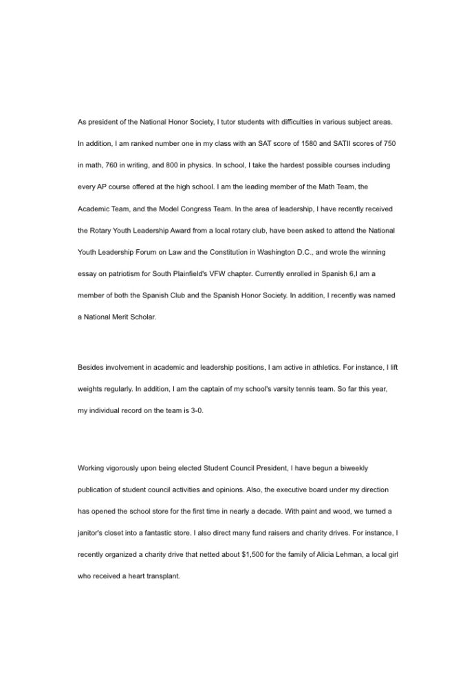 high school resume national honor society reasons this is an excellent rsum for someone Resume National Honor Society Resume