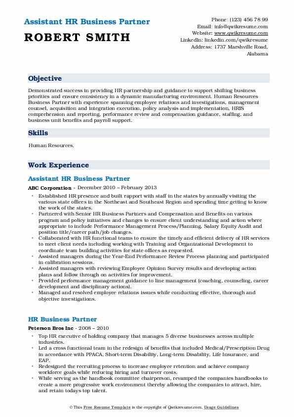 hr business partner resume samples qwikresume human resources pdf research assistant hcc Resume Human Resources Business Partner Resume