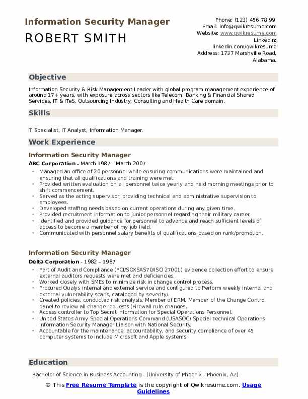information security manager resume samples qwikresume pdf auto body estimator aux now Resume Security Manager Resume