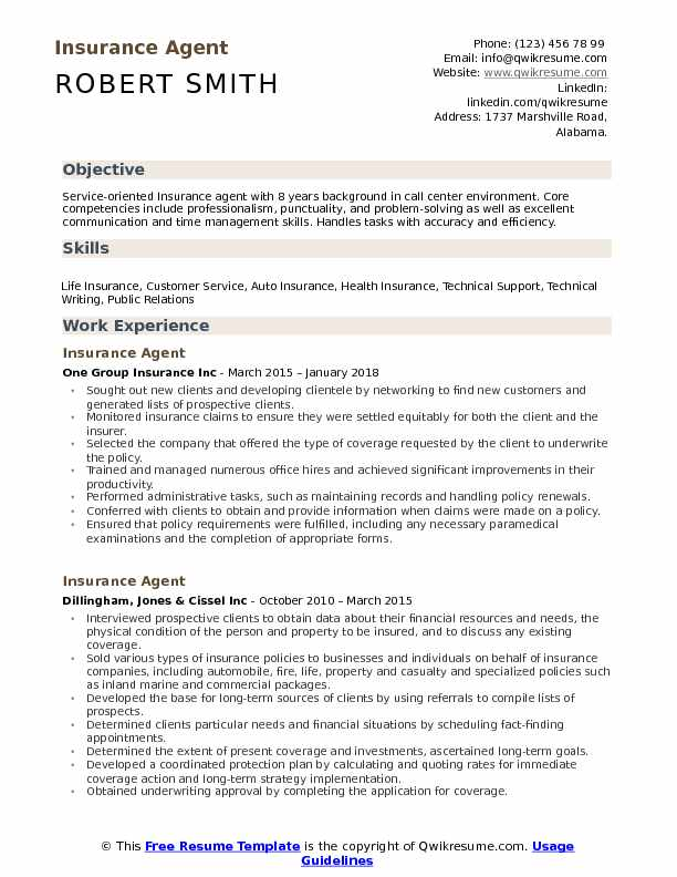 insurance agent resume samples qwikresume auto pdf template word reconciliation sample Resume Auto Insurance Agent Resume