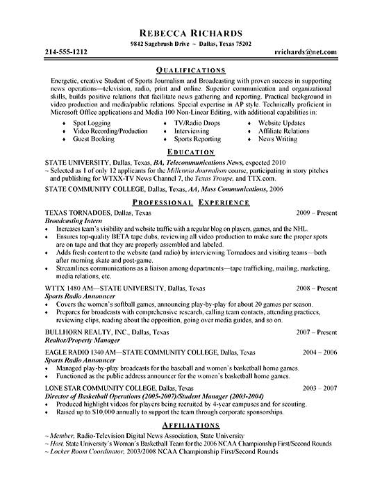 intern resume example college student sample for internship intern2 import export Resume College Student Sample Resume For Internship