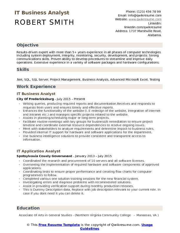 it business analyst resume samples qwikresume objective pdf chief accounting officer etl Resume Business Analyst Resume Objective