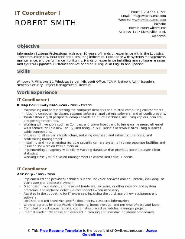 it coordinator resume samples qwikresume release pdf show promotion on electrician Resume Release Coordinator Resume