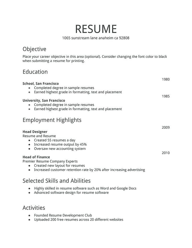 job application employment seeker resume sample best examples restaurant worker customer Resume Job Application Job Seeker Resume Sample
