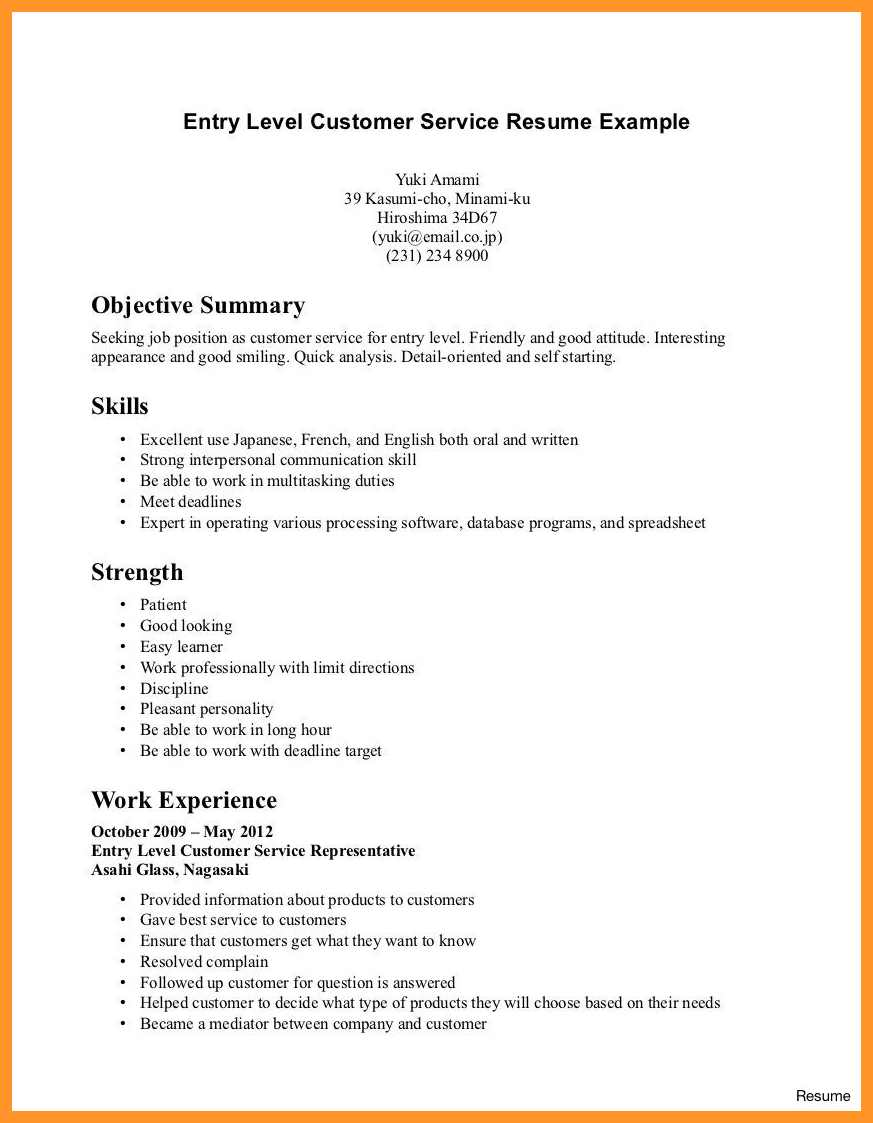 job seeker resume for application sample first time examples example resumesample Resume Job Application Job Seeker Resume Sample