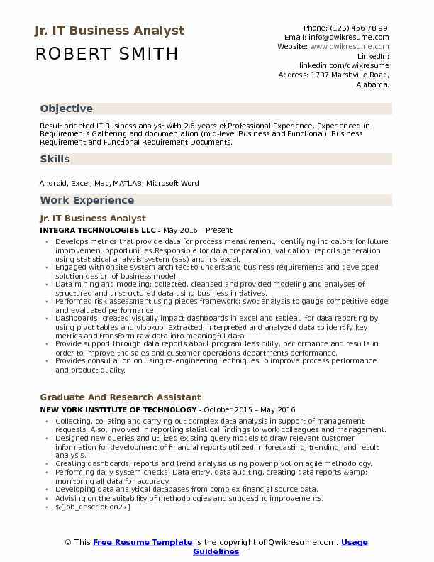 jr business analyst resume samples qwikresume sample banking pdf sourcer contoh tiada Resume Sample Resume Business Analyst Banking