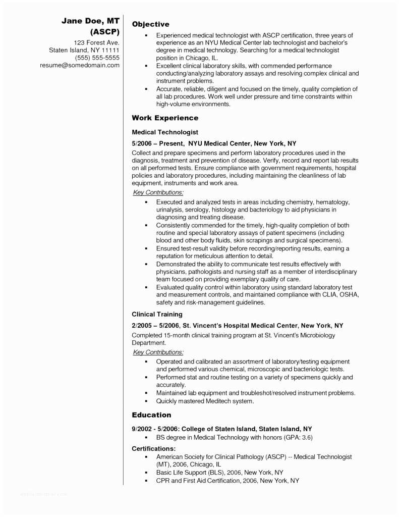 lab tech resume examples best clinical technician sample microbiologist medical samples Resume Clinical Lab Technician Resume Sample