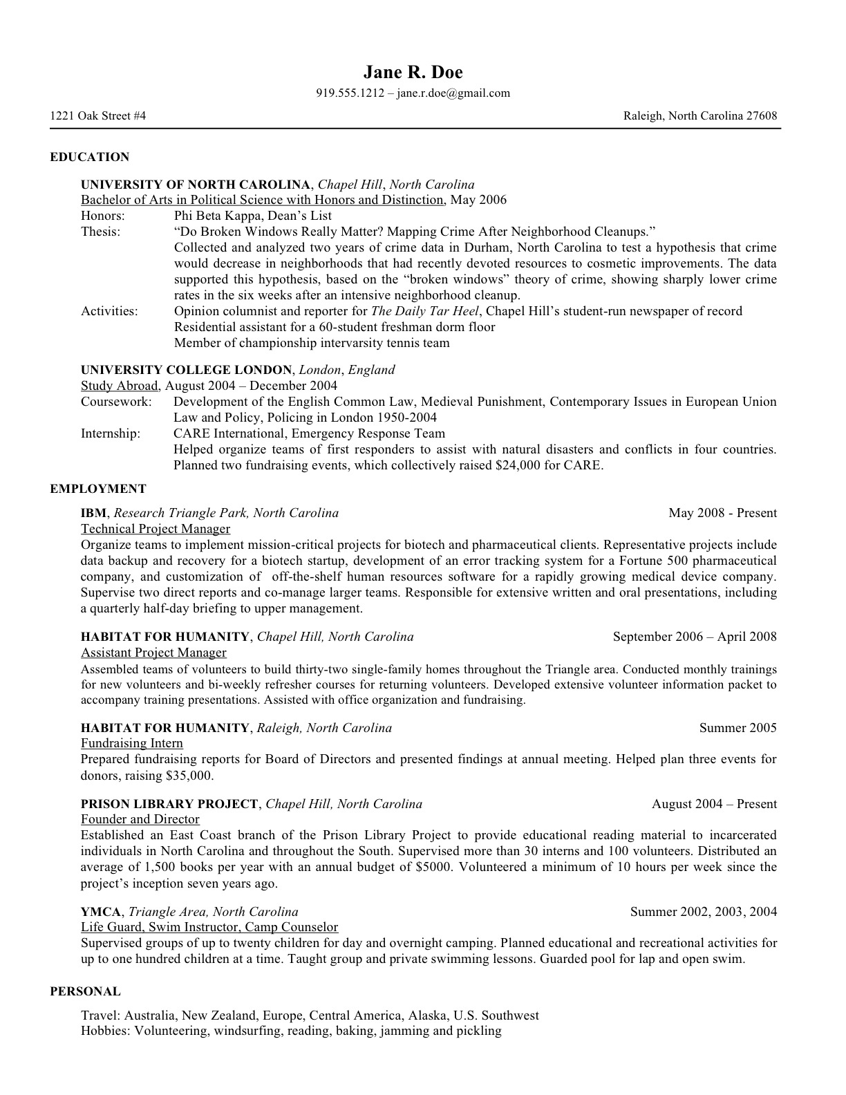 law school resume templates prepping your for of university at listing classes on Resume Listing Classes On Resume