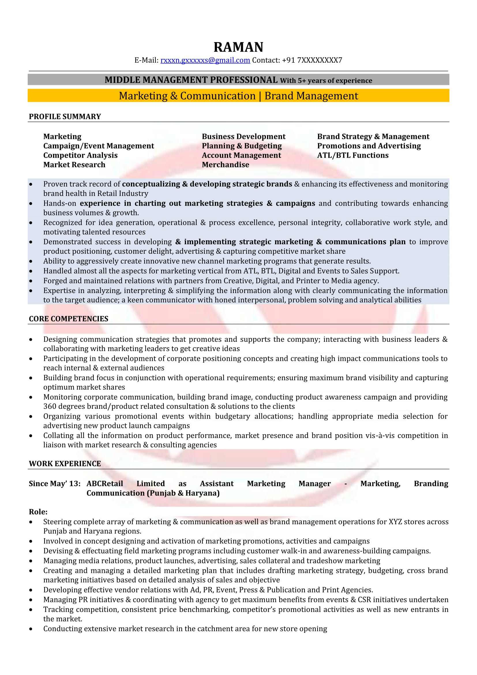 marketing manager sample resumes resume format templates for bpo voice process Resume Sample Resume For Bpo Voice Process Experienced