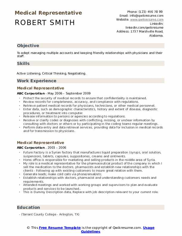 Medical Representative Resume Samples Qwikresume Format For Doctors Pdf Good Teenager Resume Format For Doctors Resume Medical Assistant Resume 2019 Mechanical Quality Assurance Engineer Resume Resume For Student Council Application New Esthetician
