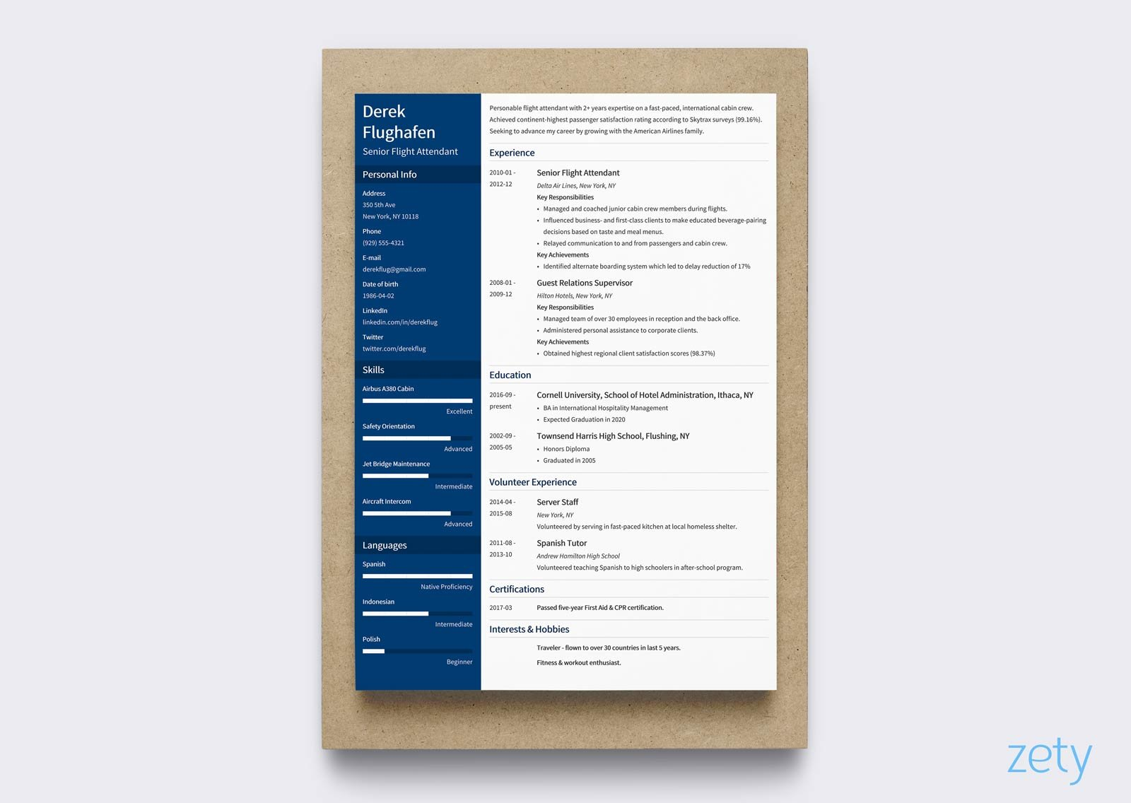 modern resume template format examples for advanced concepts templates graduated with Resume Advanced Resume Concepts