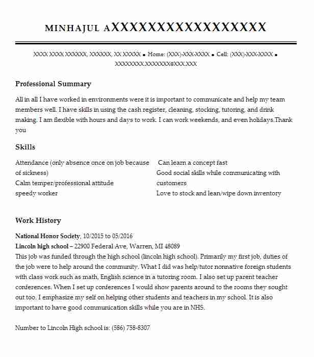 national honor society member resume example walnut high school on praise and worship Resume Honor Society On Resume