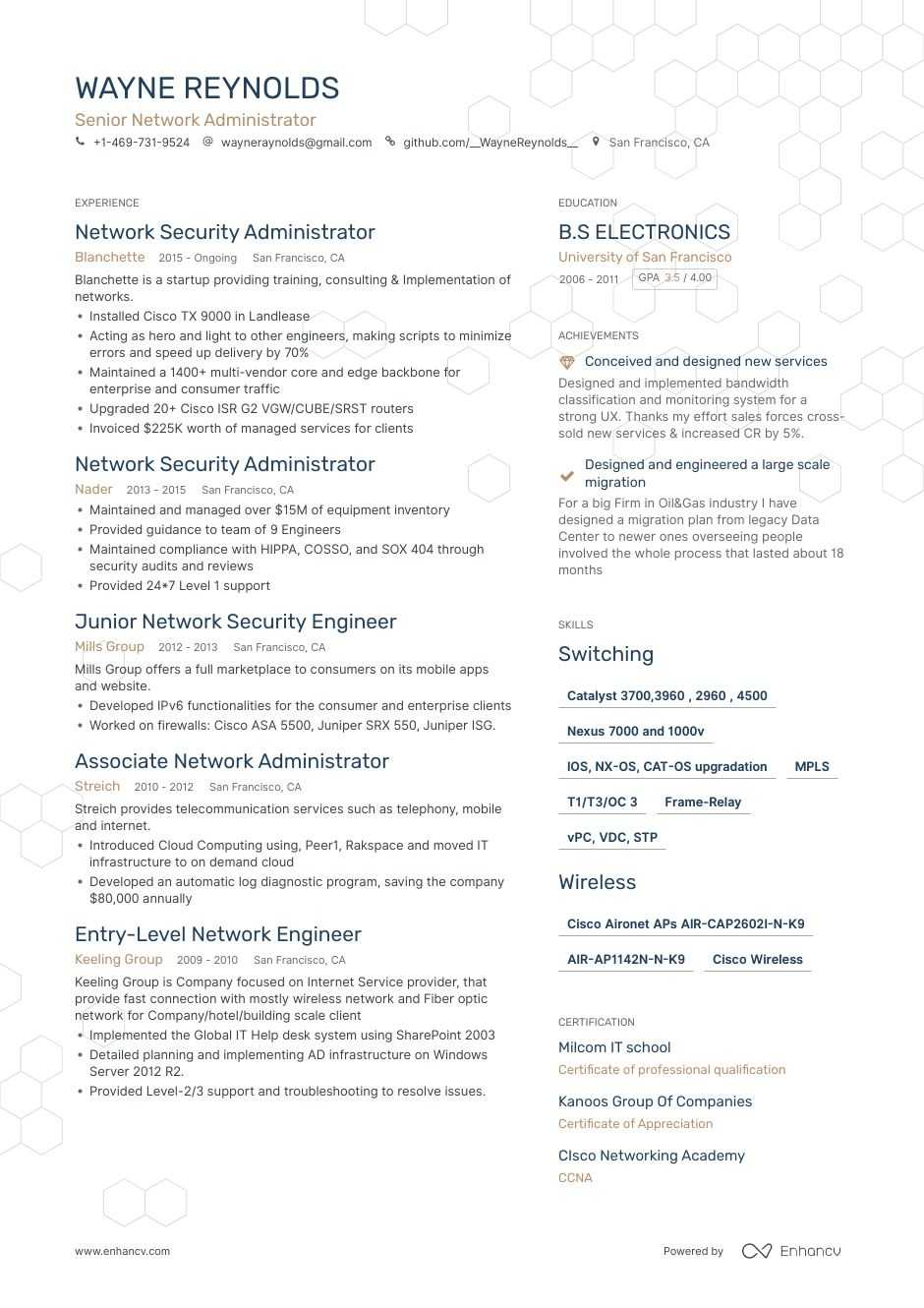 network administrator resume example system sample generated ats test free wordpress Resume System Administrator Resume Sample Download