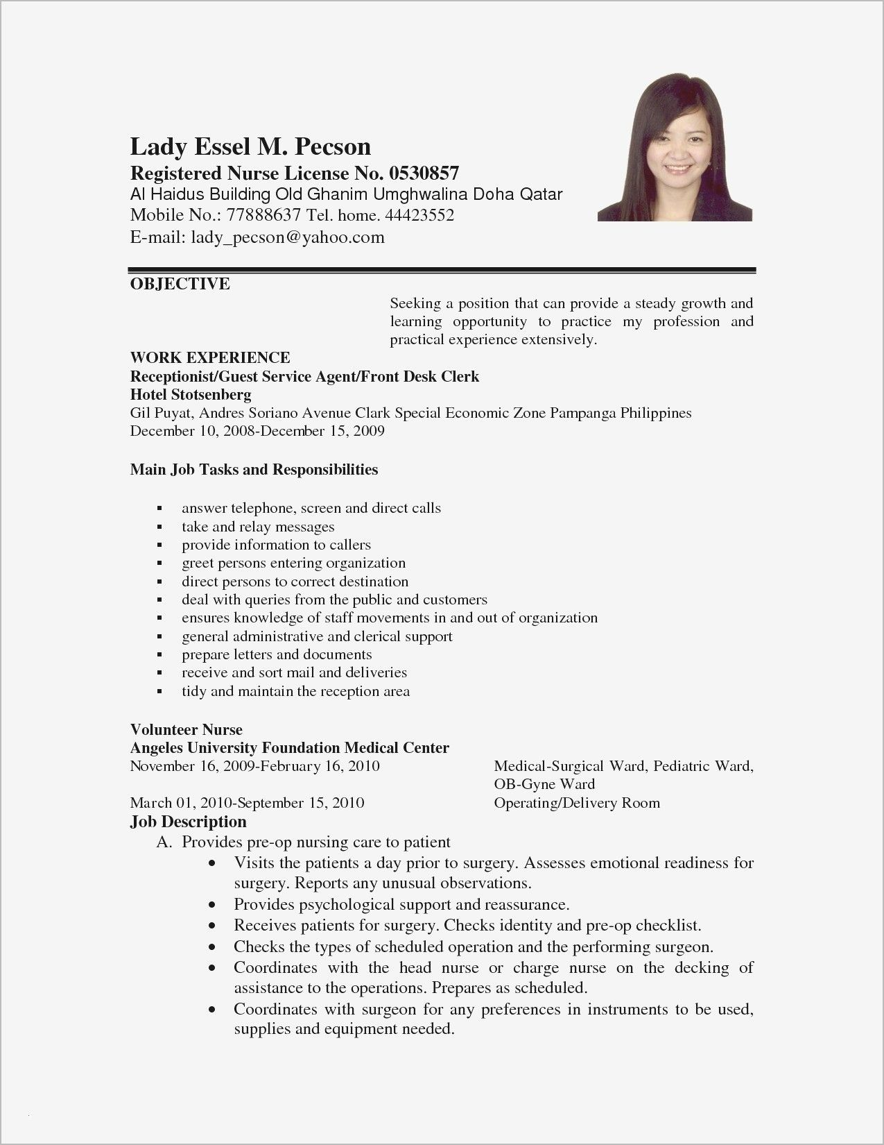 new sample resume letter for job examples cover skills copy of format scientific phd best Resume Sample Copy Of Resume Format