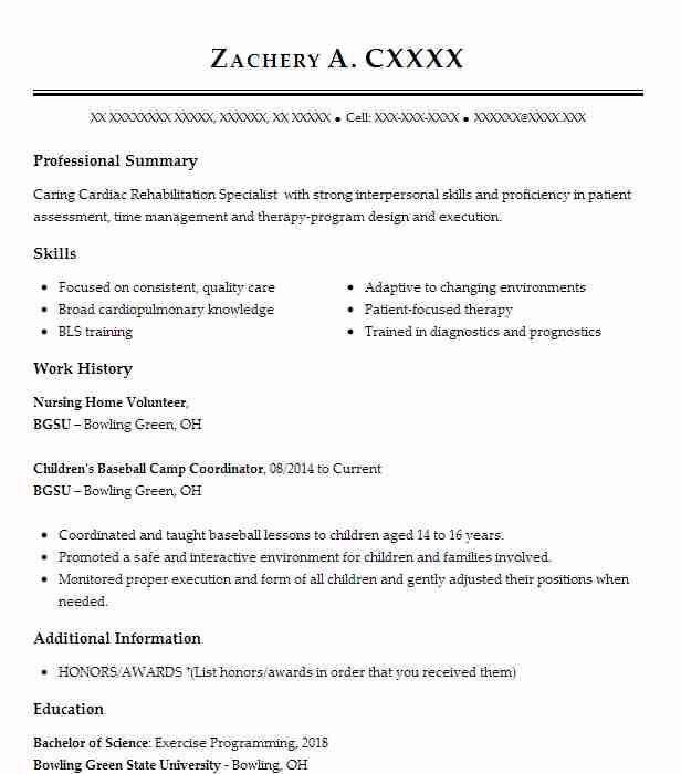 nursing home volunteer resume example resumes livecareer objective investment analyst on Resume Volunteer Resume Objective