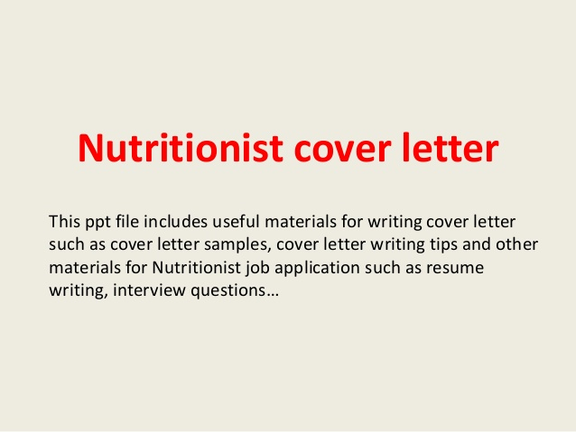 nutritionist cover letter clinical dietitian resume airport objective production worker Resume Clinical Dietitian Resume Cover Letter