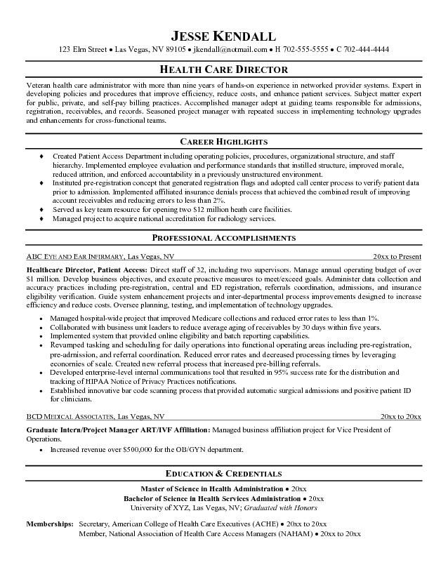 objective resume for healthcare free templates job samples sample security manager Resume Healthcare Resume Objective