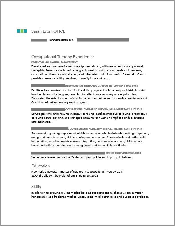 ot sample resume occupational therapy jobs assistant physical therapist cover letter ccar Resume Occupational Therapy Resume Cover Letter