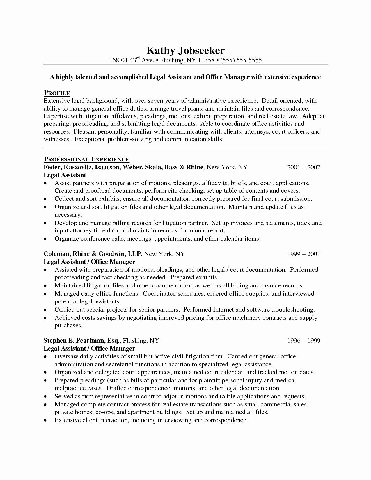 paralegal cover letter good objective for resume examples showroom assistant microsoft Resume Showroom Assistant Resume