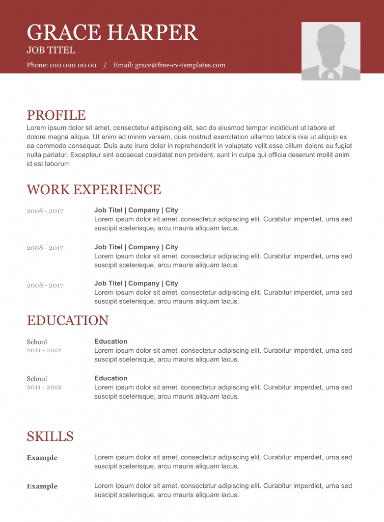 perfect cv format for free microsoft word latest professional resume 754x1024 msw intern Resume Latest Professional Resume Format Free Download
