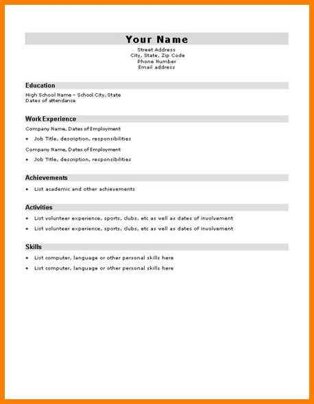 pin by julie on cv in student resume template high school jobs dragon contact number Resume Dragon Resume Contact Number