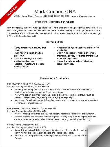 pin on birthday certified nursing assistant resume cover letter template for medical job Resume Certified Nursing Assistant Resume