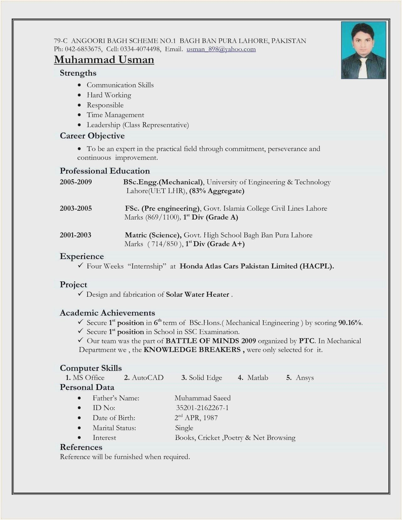 pin on resume automobile format for freshers sample senior human resources manager good Resume Automobile Resume Format For Freshers