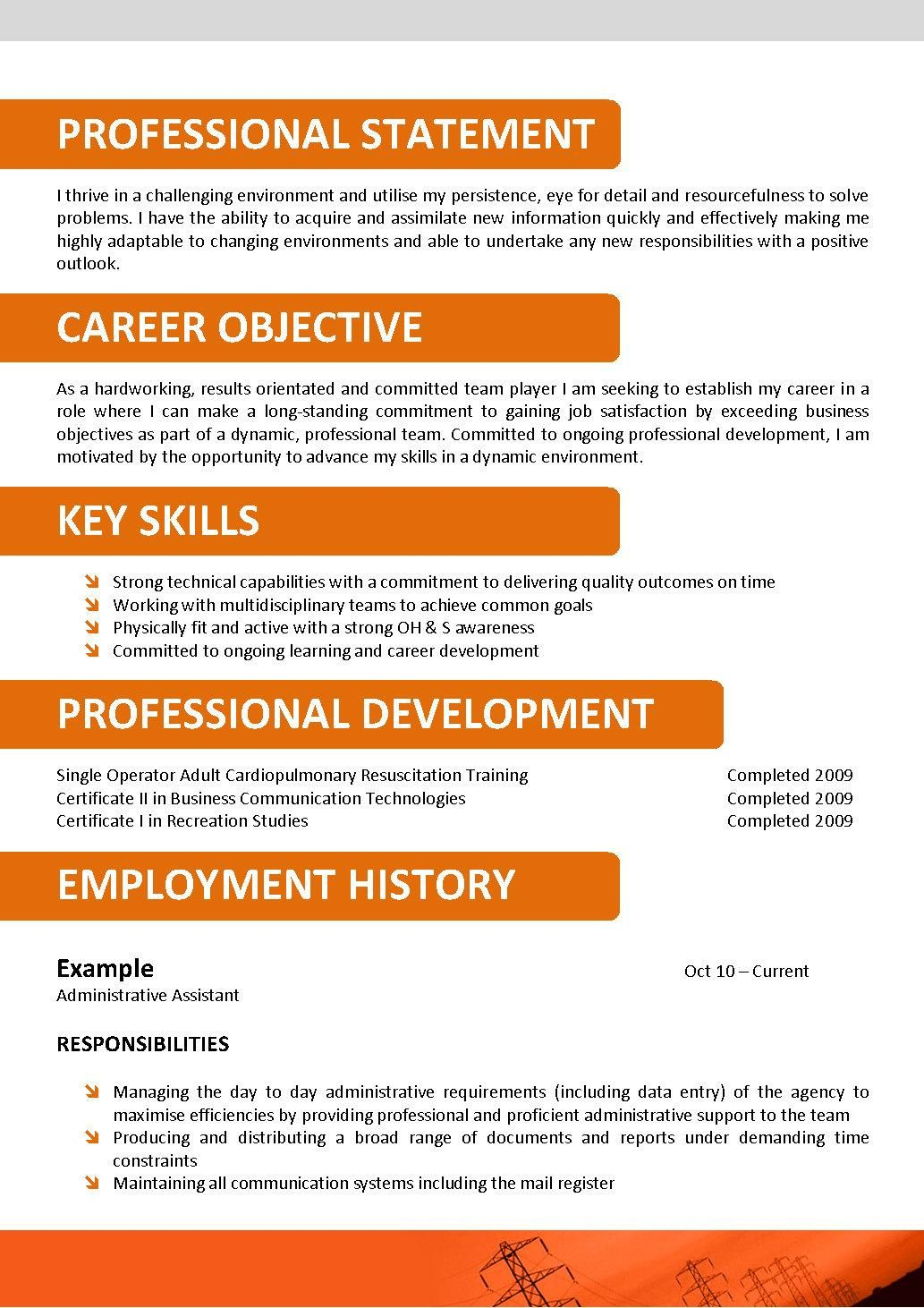 pin on resume templates career objective quotes for beginner template dominos delivery Resume Career Objective Quotes For Resume