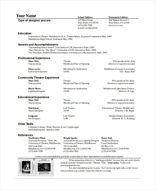 pin on teaching theatre lighting technician resume most professional looking law Resume Lighting Technician Resume