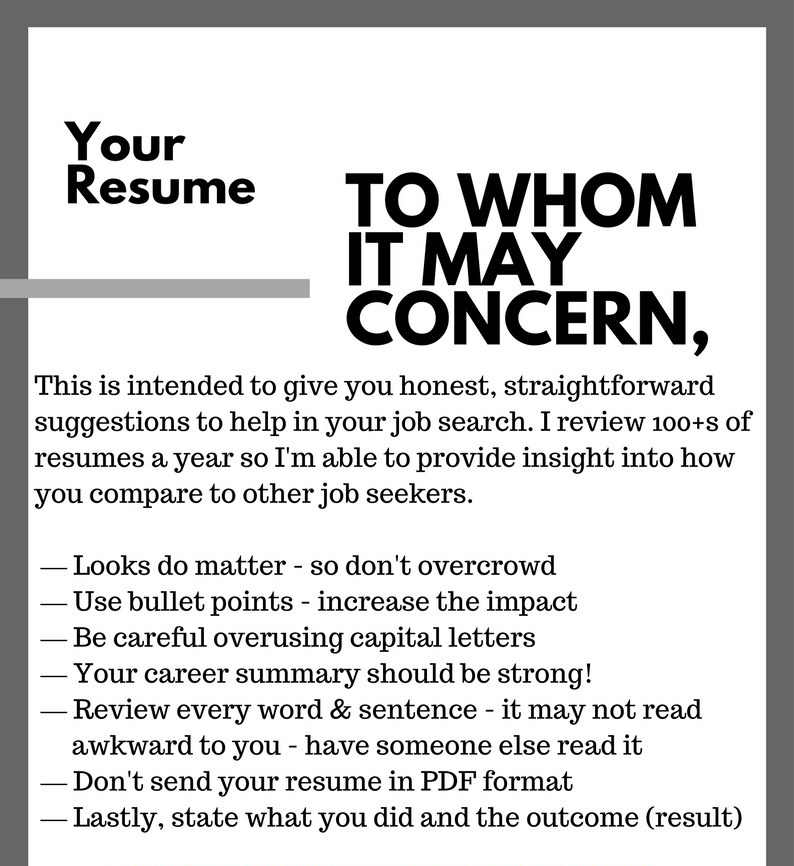 points to make your resume stunning in linkedin profiles and writing services for Resume Points For Resume Writing