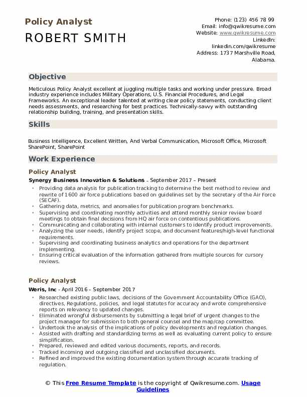 policy analyst resume samples qwikresume political science objective examples pdf machine Resume Political Science Resume Objective Examples